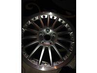 """1x Audi A3 18"""" alloy wheel"""