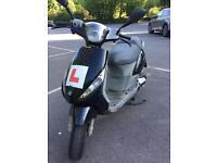 Piaggio Zip 50cc 4 stoke -12 months MOT