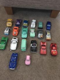 Lightening McQueen cars