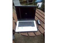 Toshiba l300 laptop