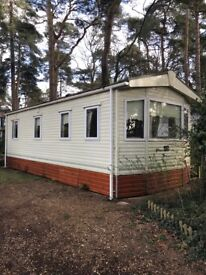 Preowned Static Caravan for sale on Sandy Balls