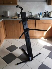 Ultimate Support Apex Pro keyboard stand with boom extension