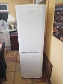 Beko Fridge/Freezer for sale good condition White