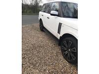 Range Rover vogue automatic