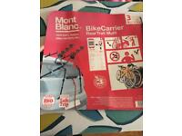 MontBlanc Bike Carrier for 3 Bikes