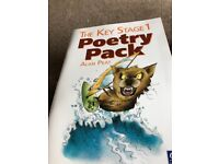 Alan Peat The Key Stage One Poetry Pack