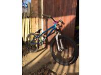 "DMR 898 24"" Dirt Jump bike"