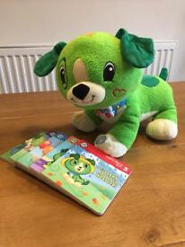 Leap Frog. Read with me Scoot RRP£29.99
