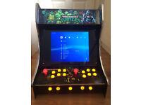 TMNT Bartop Arcade Machine