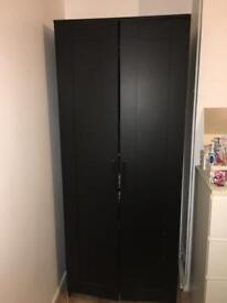 Black Wardrobe - in great condition