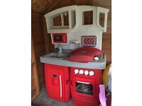 Children toy kitchen