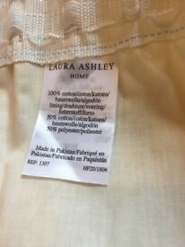 Laura Ashley Curtains - amazing condition