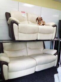 Lazy boy 3&2 recliner sofas