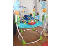 Baby Jumperoo Finding Nemo Style
