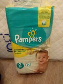 Brand New nappies