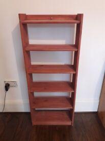 Bookcase storage unit
