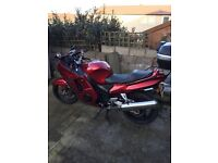 1997 Honda Super Blackbird 1100XX Red Metalic