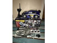Hooligan RX fast rc car 1:10 scale