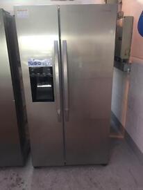 Kenwood drink dispenser GRADED American fridge freezer #3218