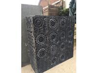 Soakaway crates x4