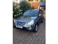 CR-V I-CTDI SPORT, MOT 11 Oct 16, FSH, 3 Owners. Clean Interior, £2000-00.