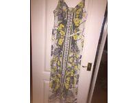 River island maxi dress