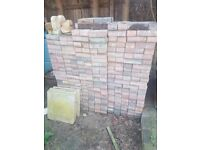 Bricks no longer needed for Sale Pick up ONLY!