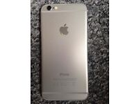 iPhone 6 in silver on o2 network