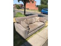 Furniture Village Sofa and Chair