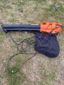 Garden Leaf blower/ Hoover