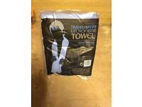 Sports towel .