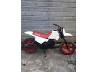 Pw 50 Kids Motocross bike QUAD kx ktm50 dirt bike mini moto bike