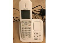 Philips Cordless DECT Phones x3 (CD285)