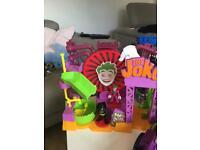 Imaginext Joker Toys