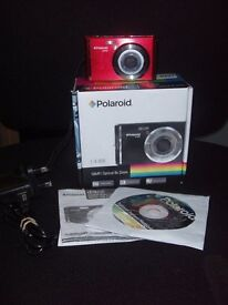 POLAROID L iE 826 DIGITAL CAMERA - SPARES OR REPAIRS (OUR REF 9860_