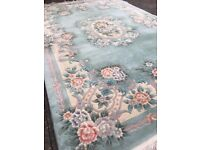 Chinese Oriental Style Rug 6'x 10'