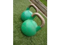 Wolverson Competition Russian Kettlebells