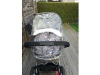 Mothercare Genie Double Pushchair
