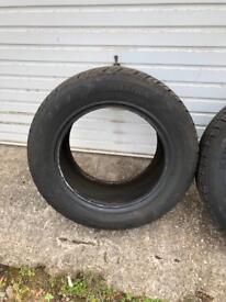 Tyres 285x55x18