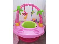Summer Infant 3 Stage Super Seat Island Giggles