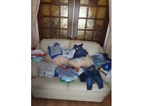Baby boy clothes 3 to 6 month
