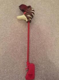 Roaring T-Rex pincher toy