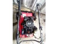 Power devil petrol lawnmower spares or repair