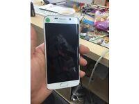 Samsung galaxy S6 Edge white 64GB unlocked Mobile phone