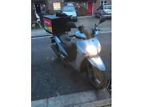 Bargin yamaha xenter 125 2012 low millege