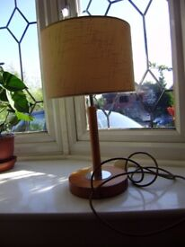 Table lamp, excellent condition