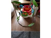 Fisher price Rainforst jumperoo