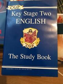 KS2 English Study book