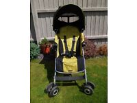 Maclarens Sport Quest Pushchair / Stroller / Buggy AS NEW