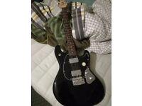 Musicman stingray guitar. Stratocaster style